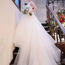 ウェディングドレスの写真 12枚目