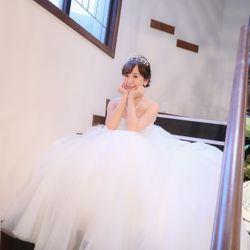 ウェディングドレスの写真 13枚目
