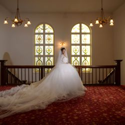ウェディングドレスの写真 4枚目