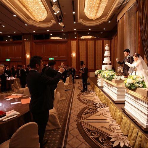 knsk.weddingさんのホテルオークラJRハウステンボス写真3枚目