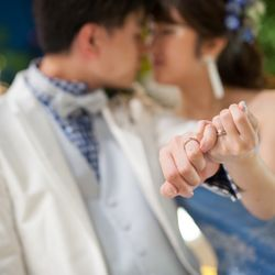 結婚式後撮影会の写真 4枚目