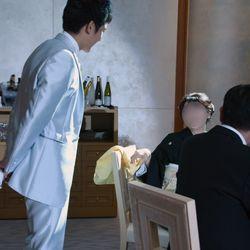 披露宴 入場~中座の写真 3枚目