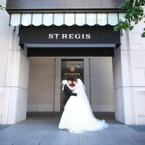 t.d.wedding.0825さんのセントレジスホテル 大阪写真3枚目