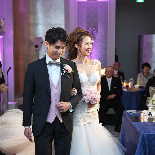 t.d.wedding.0825さんのセントレジスホテル 大阪写真4枚目