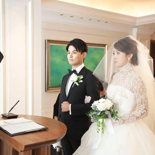 t.d.wedding.0825さんのセントレジスホテル 大阪写真2枚目