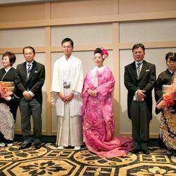 ケーキ入刀、カラオケ、くじ、花嫁手紙の写真 4枚目