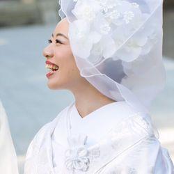 花嫁行列~挙式の写真 1枚目