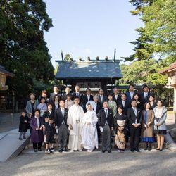 花嫁行列~挙式の写真 2枚目