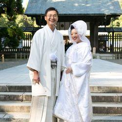花嫁行列~挙式の写真 3枚目