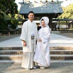花嫁行列~挙式の写真 4枚目
