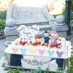 ケーキ、オリジナルドリンクの写真 2枚目
