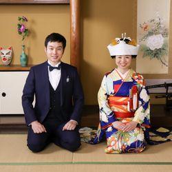 後撮り 日本髪の写真 2枚目