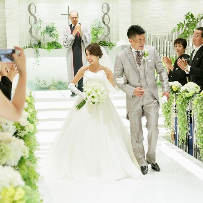 mai919nkyさんのアルカンシエル横浜 luxe mariage写真1枚目