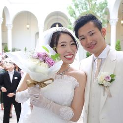 結婚式当日他写真の写真 4枚目