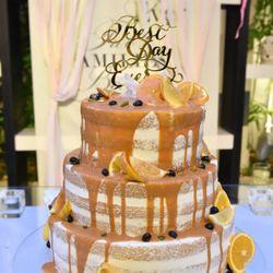 カラードリップケーキの写真 3枚目