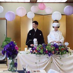 0923三翠園披露宴高地らしさがテーマの写真 3枚目