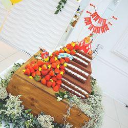 ★wedding cakeの写真 1枚目