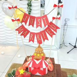 ★wedding cakeの写真 2枚目