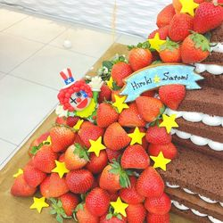 ★wedding cakeの写真 3枚目