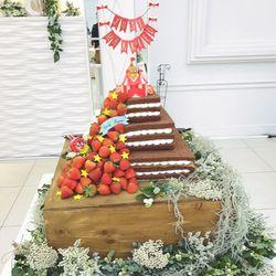 ★wedding cakeの写真 4枚目
