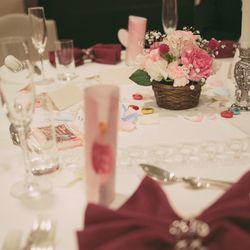 披露宴装飾編の写真 2枚目