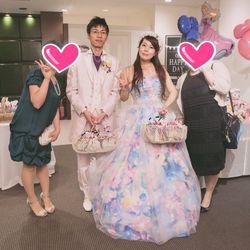 2017.3.25 結婚式二次会の写真 2枚目