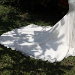 ハワイウェディングドレスの写真 2枚目