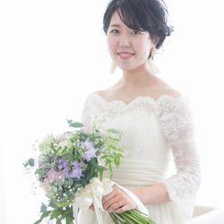 1.5次会ウェディングドレスの写真 1枚目