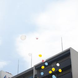 1.5次会 バルーンリリースの写真 3枚目