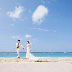 ハワイ挙式前撮影の写真 4枚目