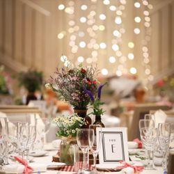 テーブル装花の写真 4枚目