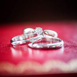 アクセサリー(ネイル、ブーケ、指輪、ヘアードレス)の写真 1枚目