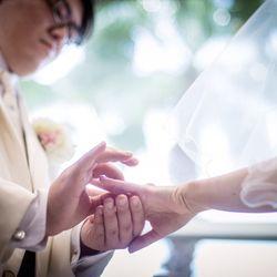 結婚式リハーサル風景の写真 3枚目
