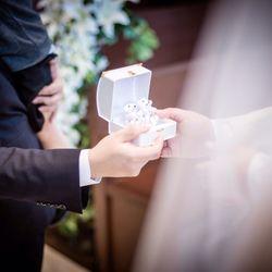 結婚式リハーサル風景の写真 4枚目