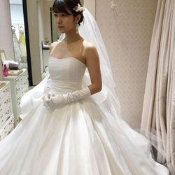 ドレス選びの写真 2枚目