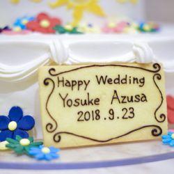 ウェディングケーキ★の写真 4枚目