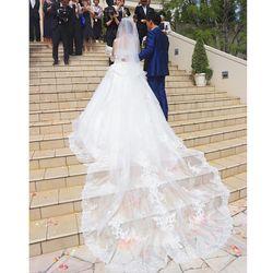 ウェディングドレス♡クラプフェンの写真 4枚目