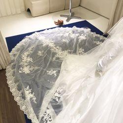 ウェディングドレス♡クラプフェンの写真 7枚目