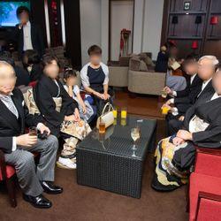 式後〜披露宴開始までの写真 4枚目