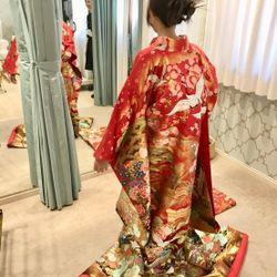 ドレス・和装試着の写真 1枚目