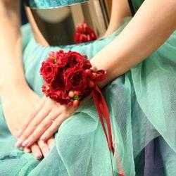 披露宴カラードレスの写真 3枚目