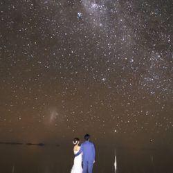 新婚旅行:ウユニ塩湖(ボリビア)の写真 3枚目