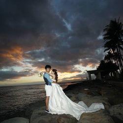 ハワイ挙式の写真 3枚目