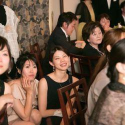 披露宴〜後半 お色直し〜の写真 3枚目