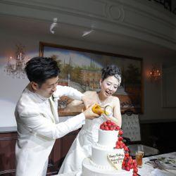カラードリップケーキ・ファーストバイトの写真 2枚目