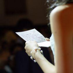 花嫁の手紙~退場の写真 4枚目