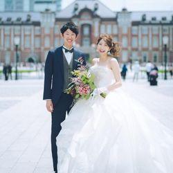 丸ノ内前撮り♡の写真 3枚目