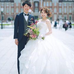 丸ノ内前撮り♡の写真 4枚目