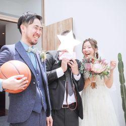 バスケットボールトスの写真 3枚目