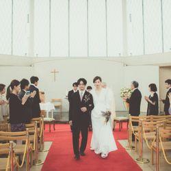 家族挙式の写真 2枚目